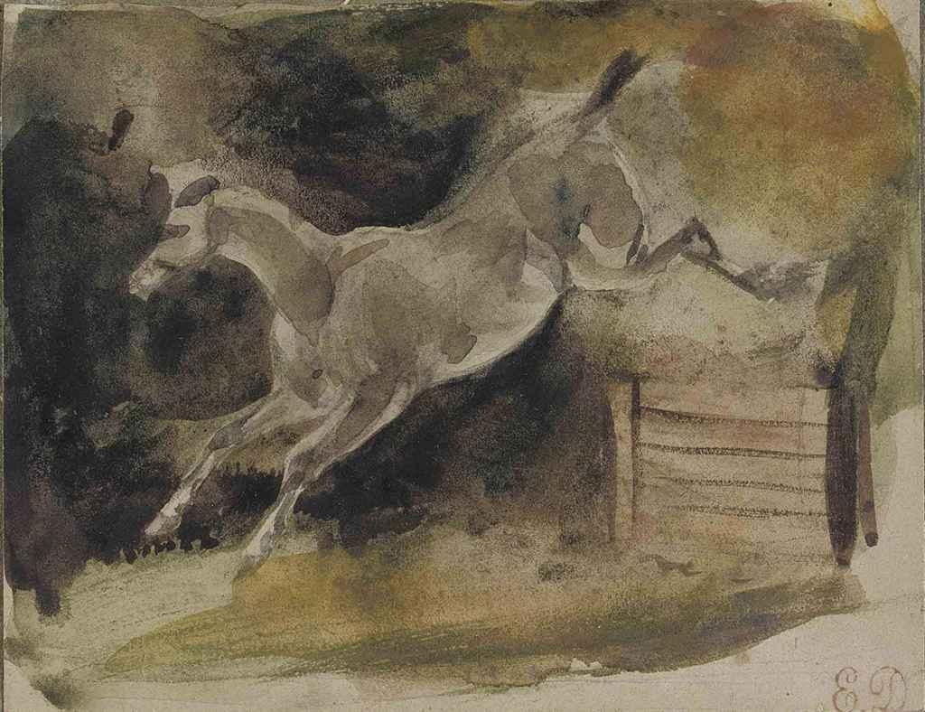 Eugene Delacroix (Charenton-Sa