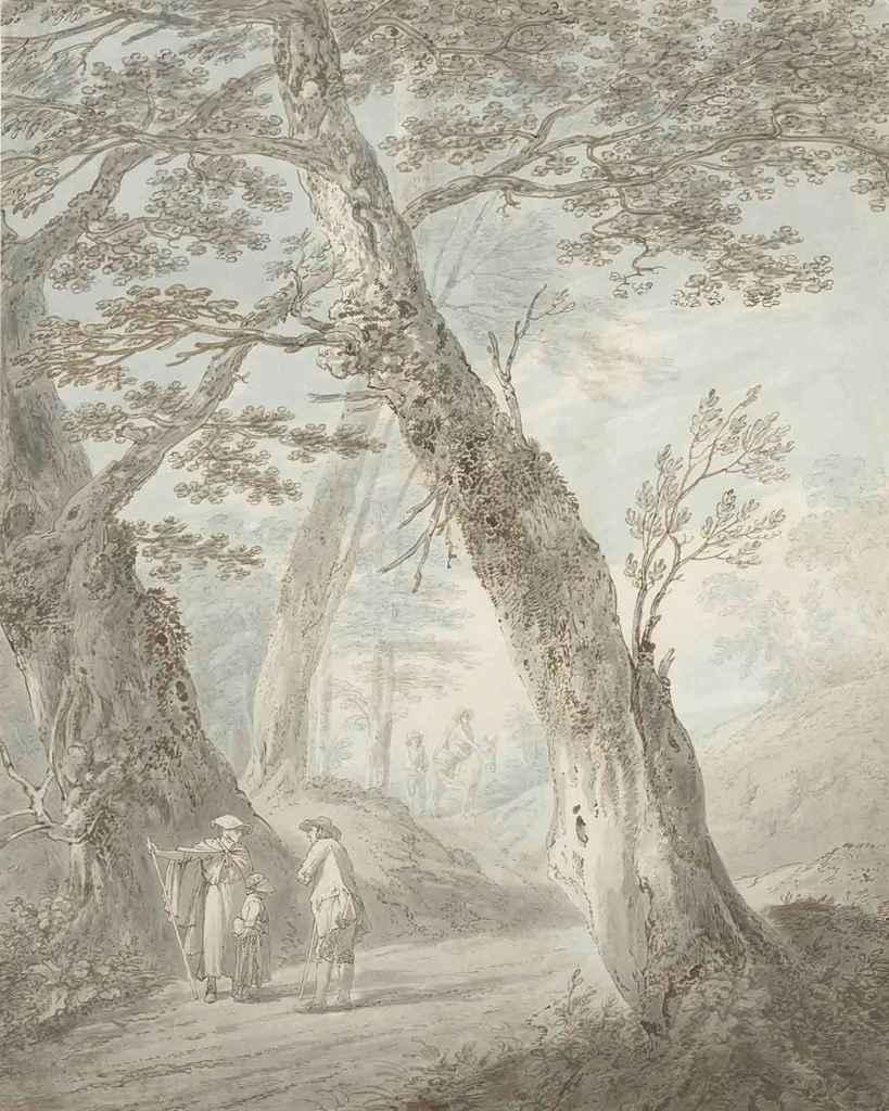 Joseph Farington, R.A. (Lancas