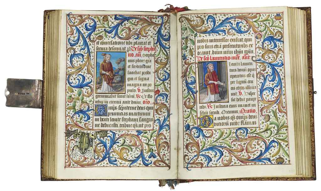 THE PECKOVER HOURS, use of Rom
