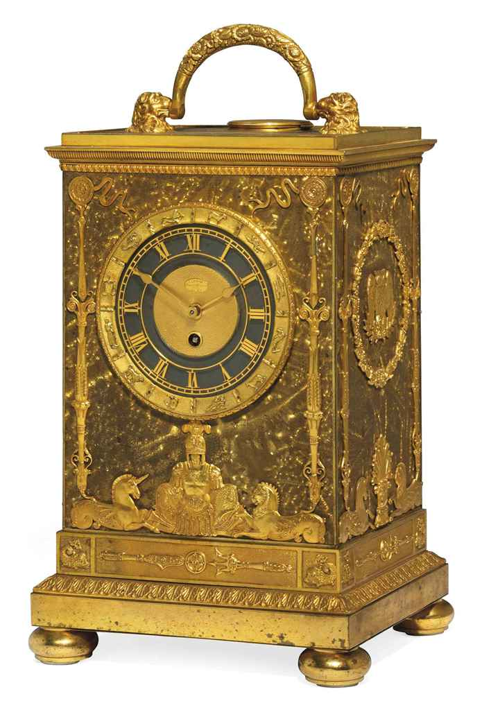 A RARE RESTAURATION ORMOLU AND