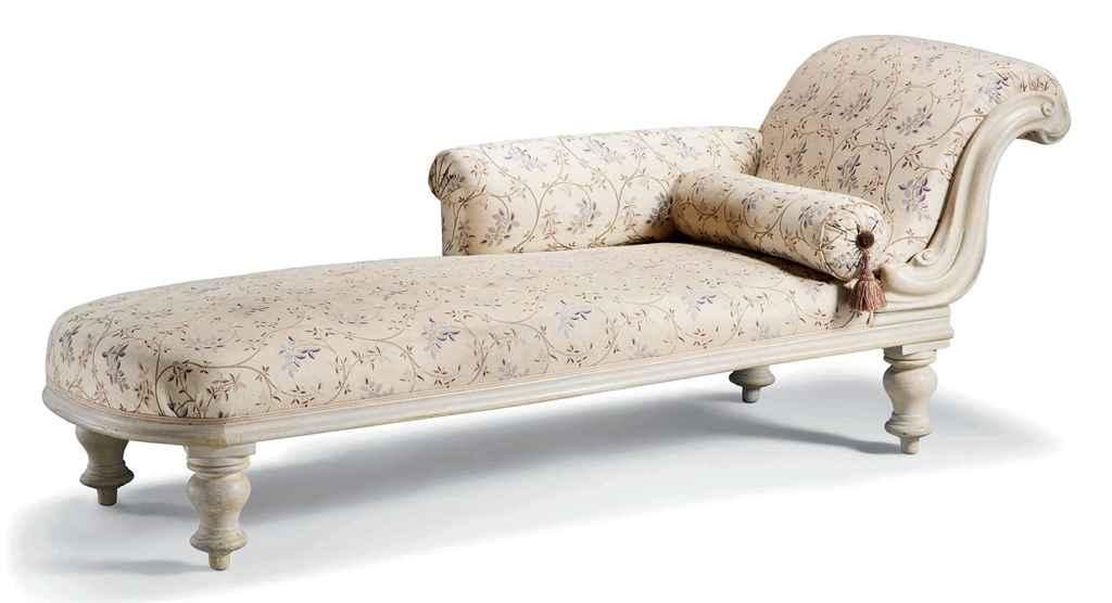 meridienne de style anglais christie 39 s. Black Bedroom Furniture Sets. Home Design Ideas