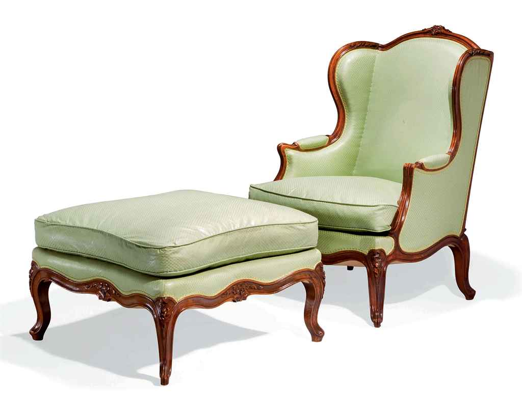 Duchesse brisee de style louis xv christie 39 s for Chambre style louis xv