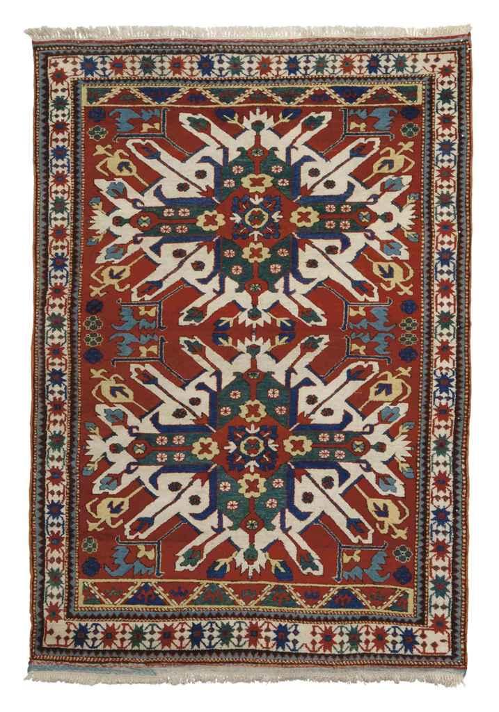 A Chelaberd design rug