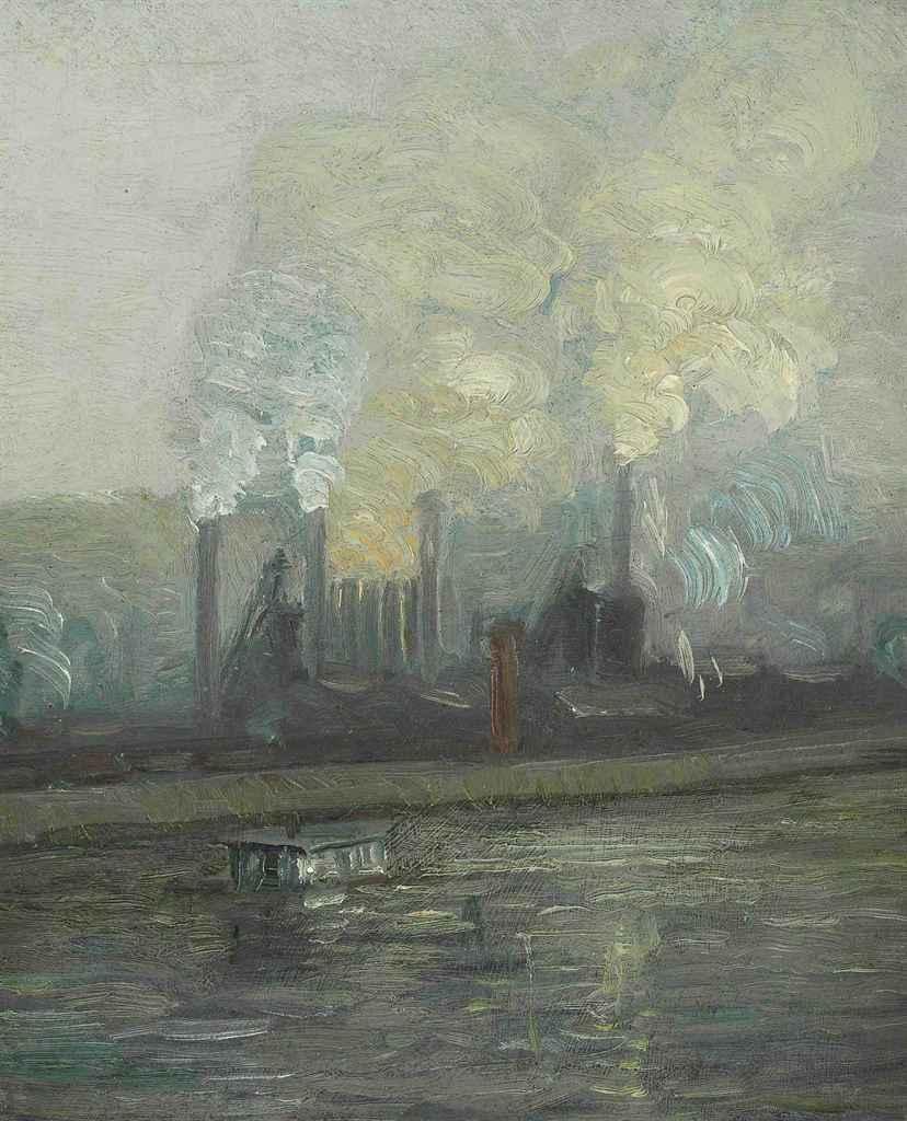 Aaron Harry Gorson (1872-1933)