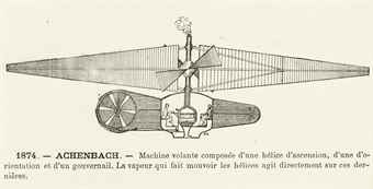 El Helicóptero Victoriano A_model_of_the_1874_achenbach_flying_machine_french_late_19th_century_d5480158_001h