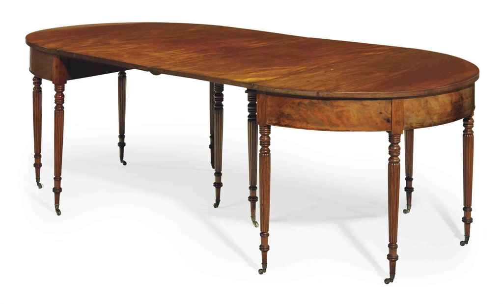 A FEDERAL FIGURED MAHOGANY DINING TABLE MASSACHUSETTS  : afederalfiguredmahoganydiningtablemassachusetts1800 1820d5482443g from www.christies.com size 1024 x 619 jpeg 28kB