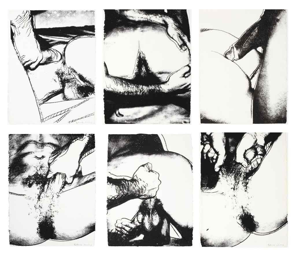 Andy Warhol Sex Parts 31
