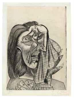 La femme qui pleure, I