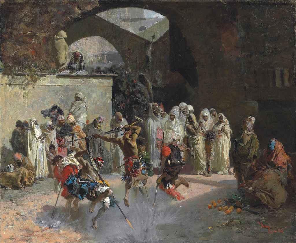 Mariano Fortuny Marsal (Spanis