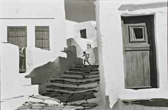Ile de Sifnos, Grèce, 1961