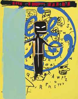 Warhol And Basquiat Basquiat Biography