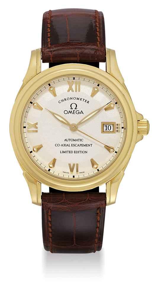 Часы OMEGA: De Ville - Hour Vision Omega Co-Axial