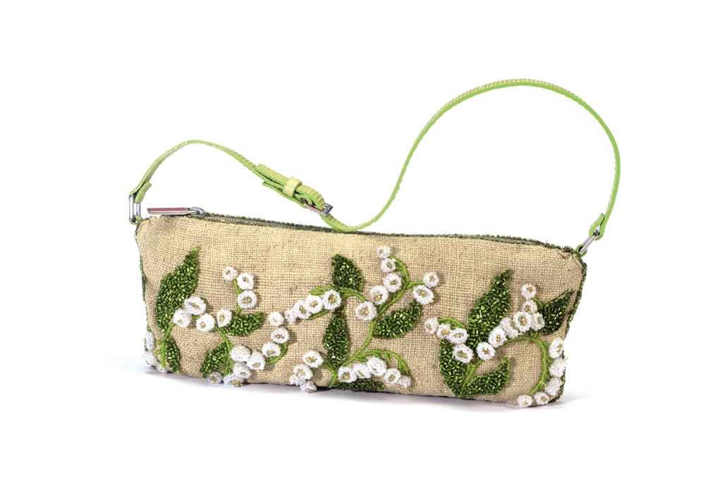 valentino handbags lily valley clutch