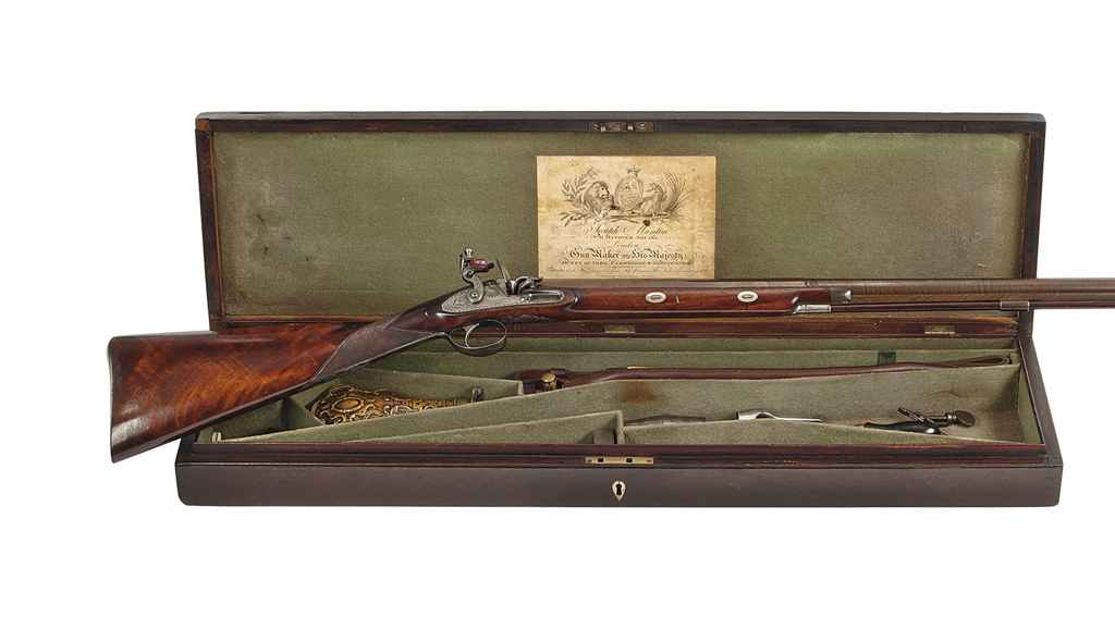 Auktion - Antique Arms, Armour and Collectors Firearms am