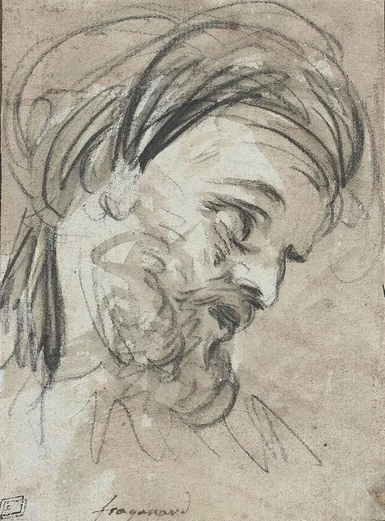 Jean-Honoré Fragonard (Grasse 1732-1806)
