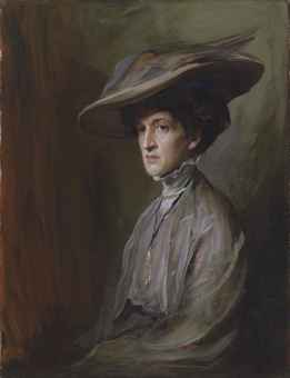Mrs Herbert Asquith, later Countess of Oxford and Asquith