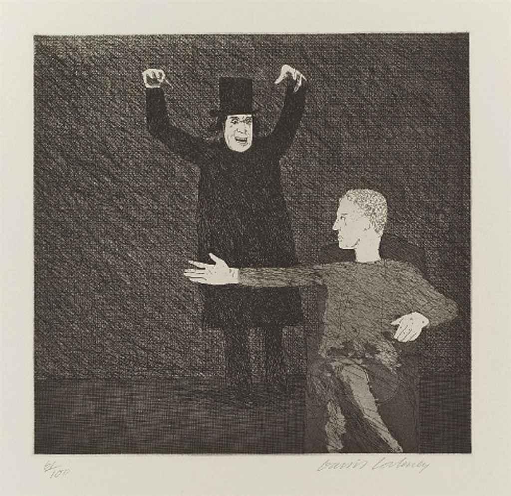 David Hockney (b. 1937)