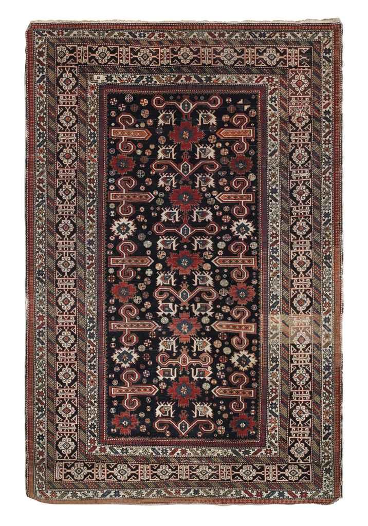 An antique Perepedil rug