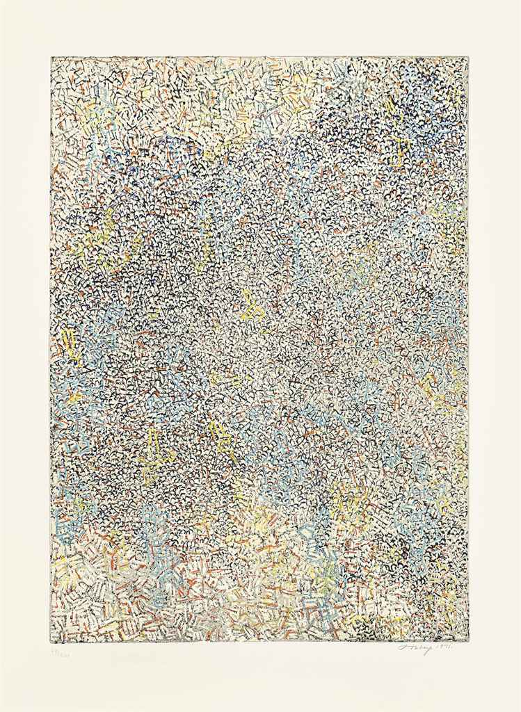 Mark Tobey (American, 1890-1976)