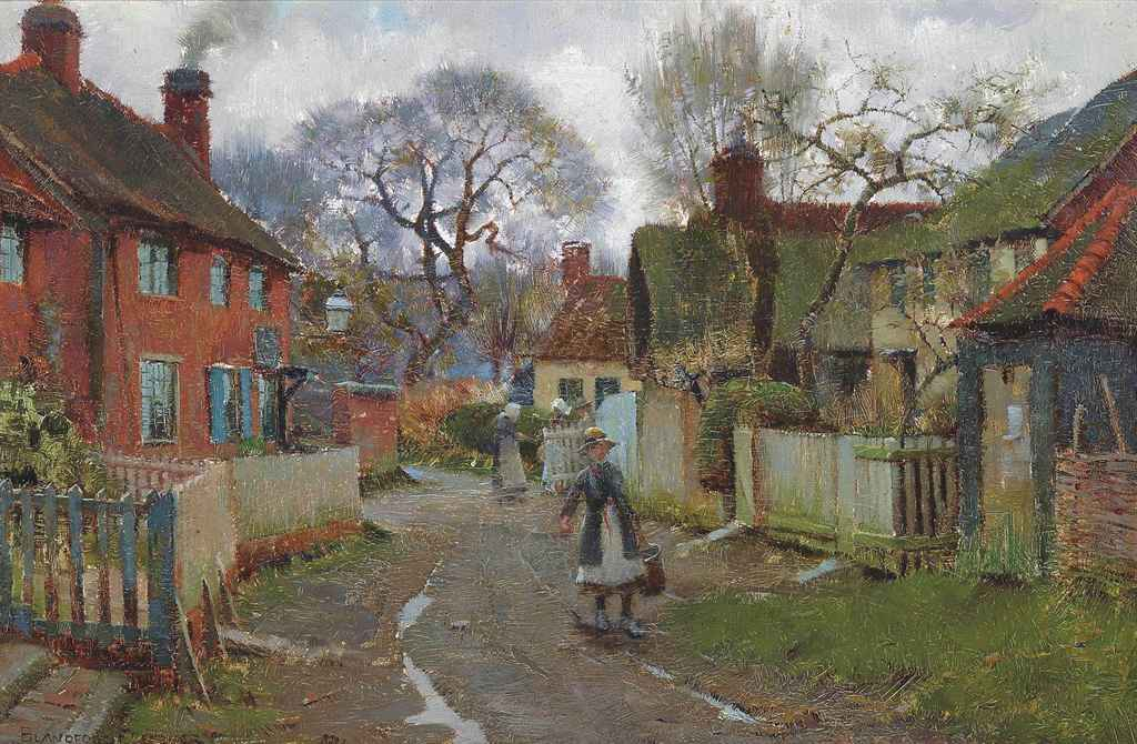 Blandford Fletcher (1858-1936)