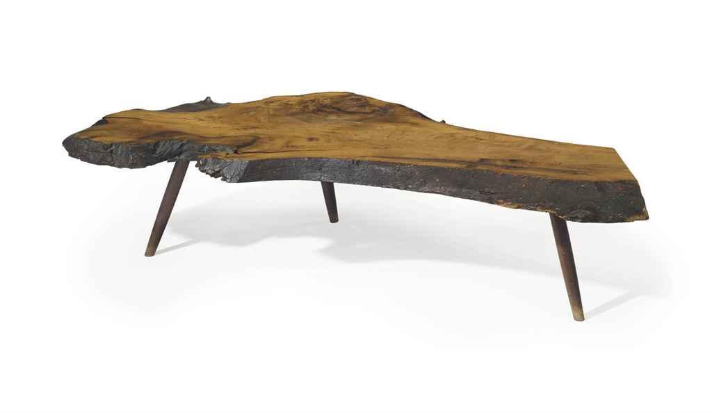 George Nakashima 1905 1990 A Walnut Coffee Table Circa 1956 Christie 39 S