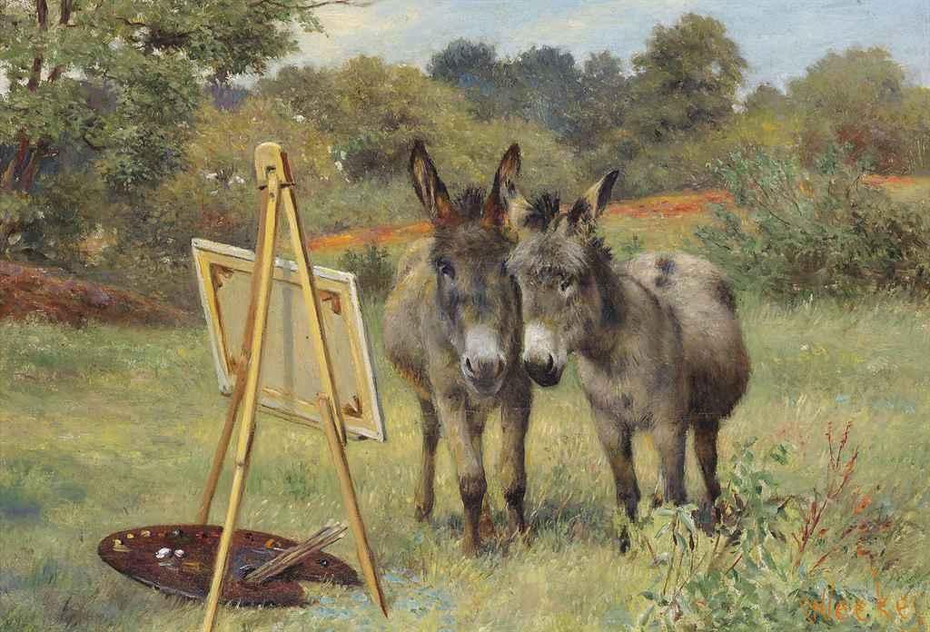 Herbert William Weekes (1856-1