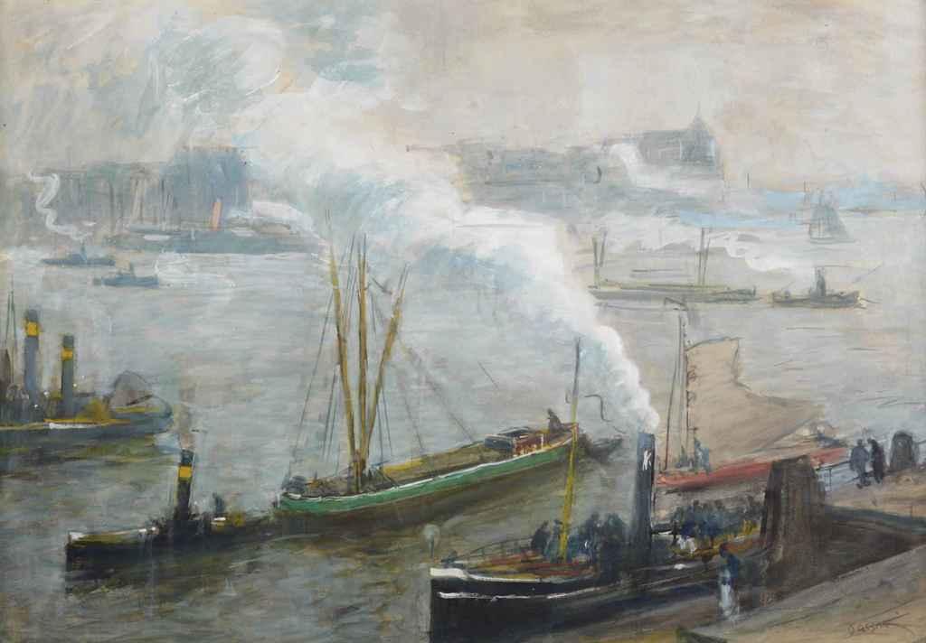 Jan Cossaar (1874-1966)