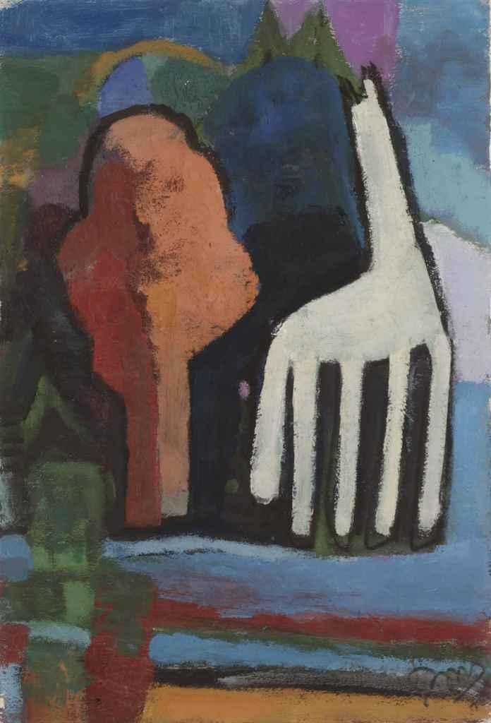 Gerrit Benner (1871-1981)