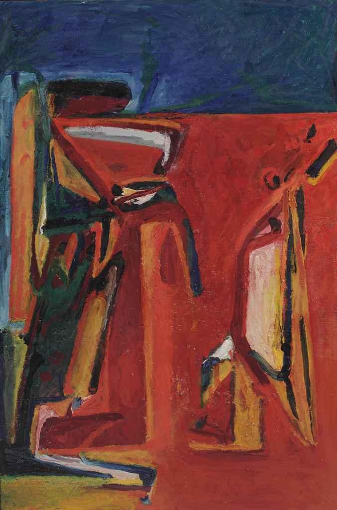 Theo Kuypers (b. 1939)