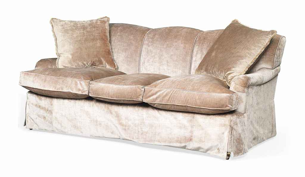 A GEORGE SMITH SOFA