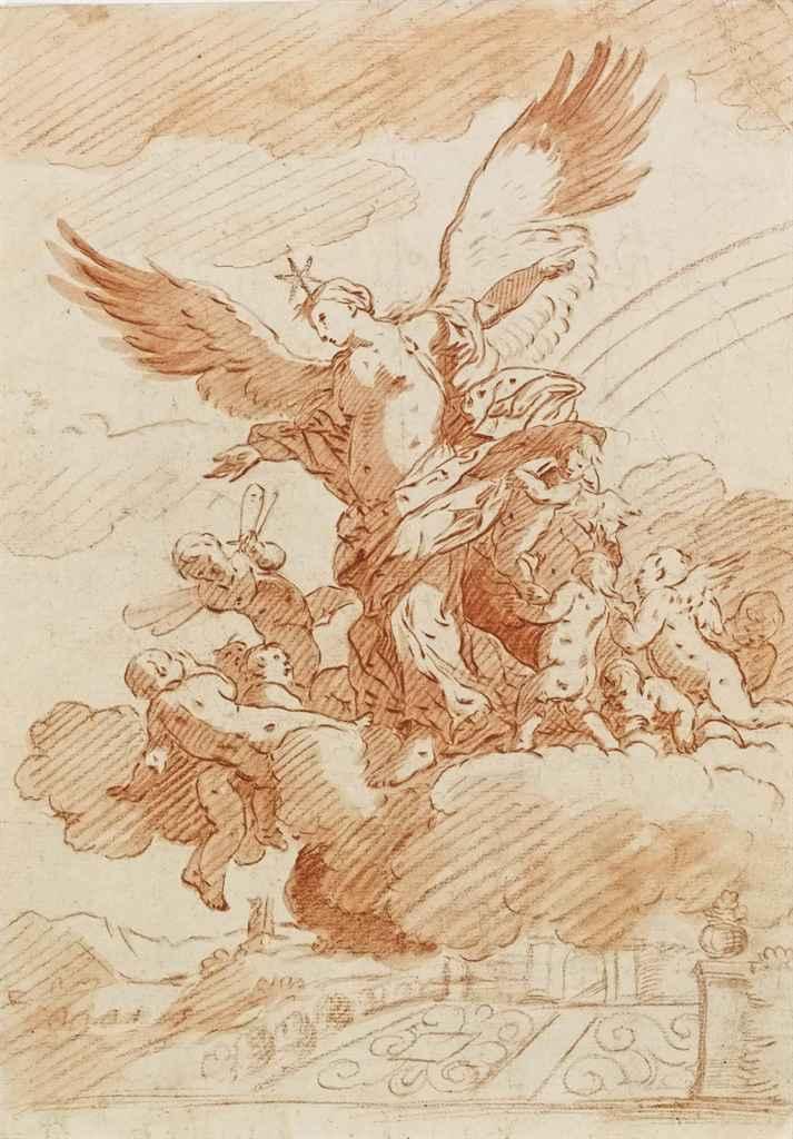 GUILIO CARPIONI (VENISE 1613-1