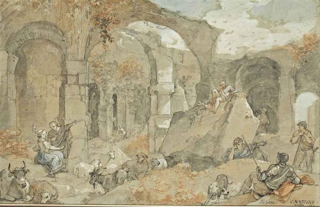 CHARLES-JOSEPH NATOIRE (NIMES
