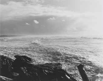 South from the South Jetty, 1995