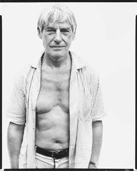 Willem de Kooning, painter, Springs, Long Island, 8-18-69