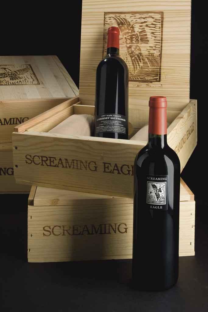 Screaming Eagle--Vintage 2004