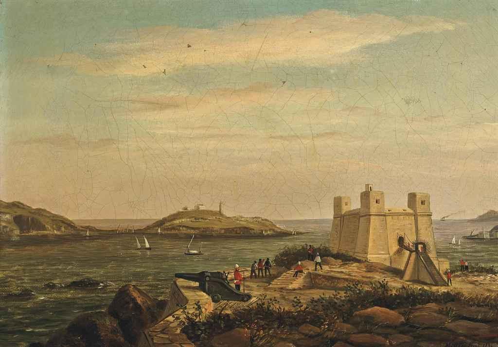 Milson Hunt (fl.1875-1900)