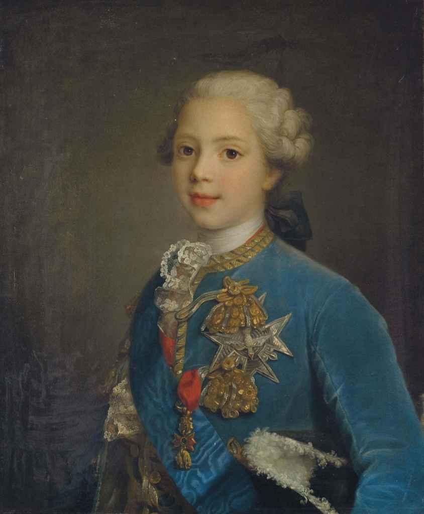 ENTOURAGE DE LOUIS TOCQUE (PARIS 1696-1772)