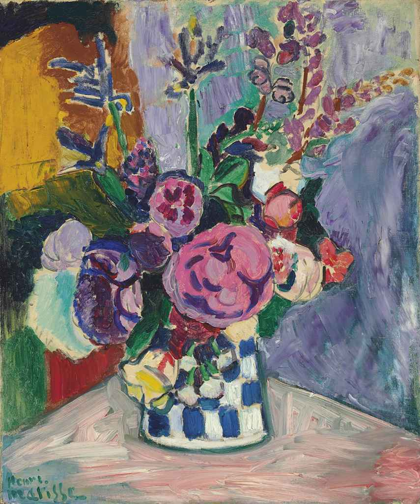 henri matisse les pivoines th century paintings henri matisse 1869 1954