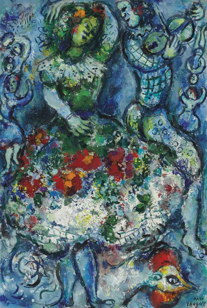 "chagall essay marc In his essay, ""the bible illustrations of marc chagall,"" kenneth bendiner offers a thoughtful appraisal of this process marc chagall exodus."