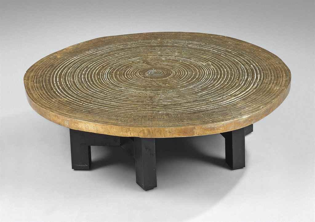 ado chale b 1928 goutte d 39 eau occasional table circa 1975 christie 39 s. Black Bedroom Furniture Sets. Home Design Ideas