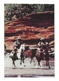 Untitled (cowboys)