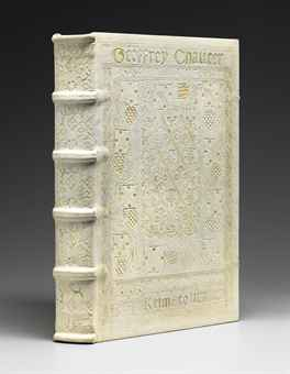 [KELMSCOTT PRESS]. CHAUCER, Geoffrey. The Works of Geoffrey Chaucer. Edited by F. S. Ellis. Hammersmith, 8 May 1896.