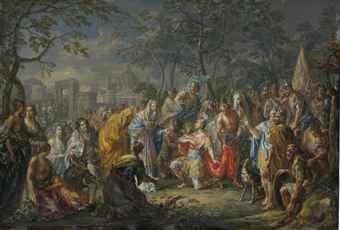 97). 97 johann georg platzer (saint paul in eppan alexander the great