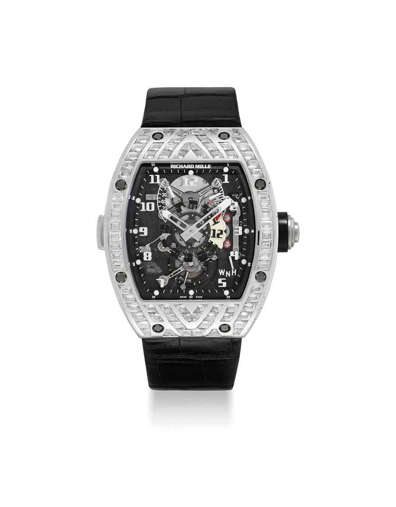 RICHARD MILLE. A VERY IMPRESSI