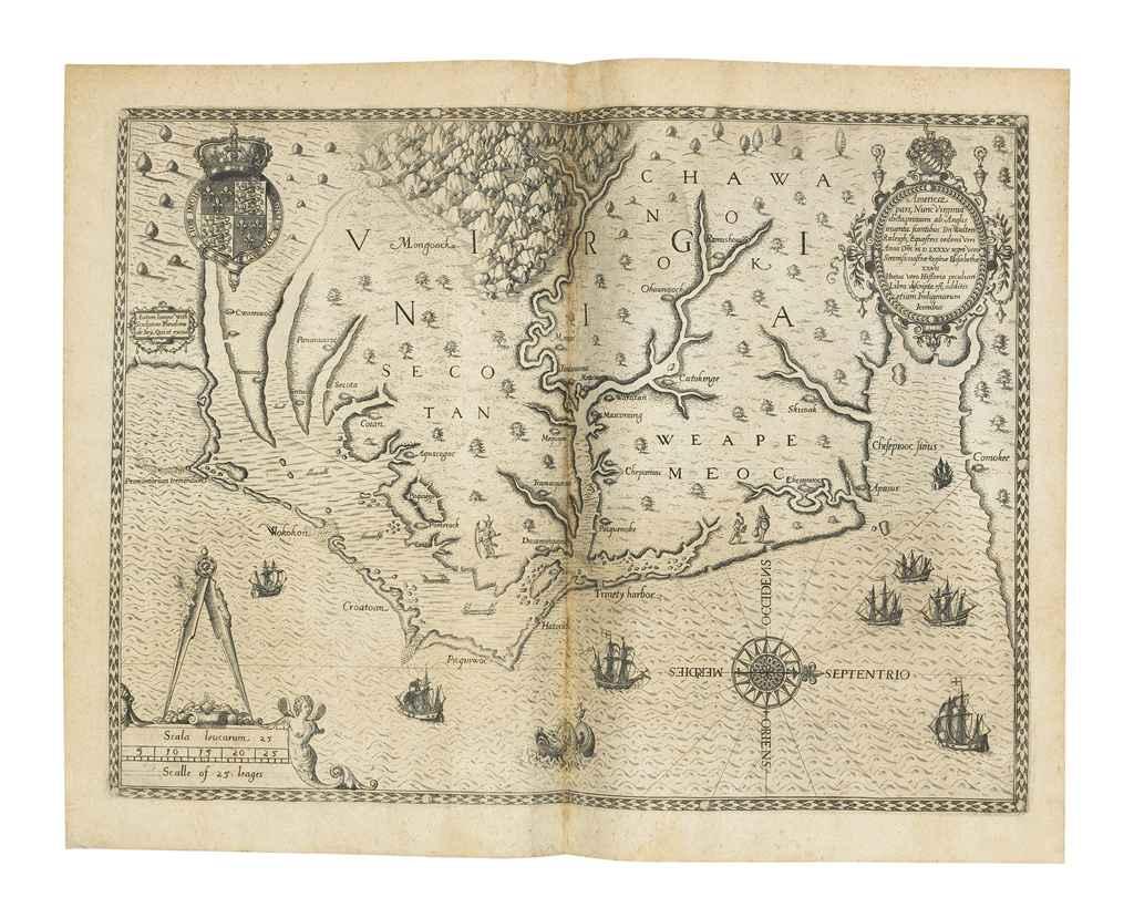 BRY, Theodor de (1528-1598) an
