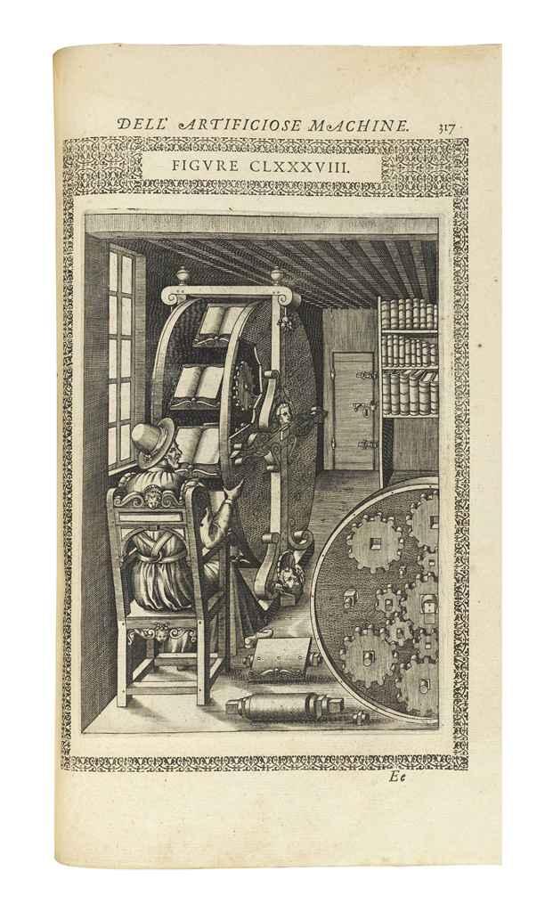 RAMELLI, Agostino (c.1531-c.16