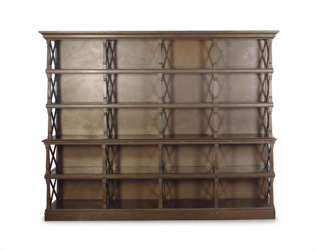 #423229 CONTEMPORARY BRONZE PAINTED WOOD AND GLASS ETAGERE BOOKCASE LATE  with 1024x811 px of Highly Rated Wood And Glass Bookcase 8111024 picture/photo @ avoidforclosure.info