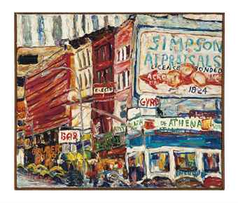 Simpson's Appraisals 6th Ave., 1979