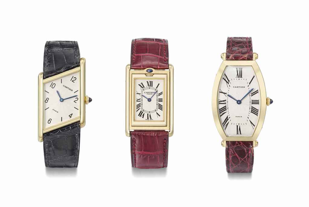 Cartier. A lot of two limited