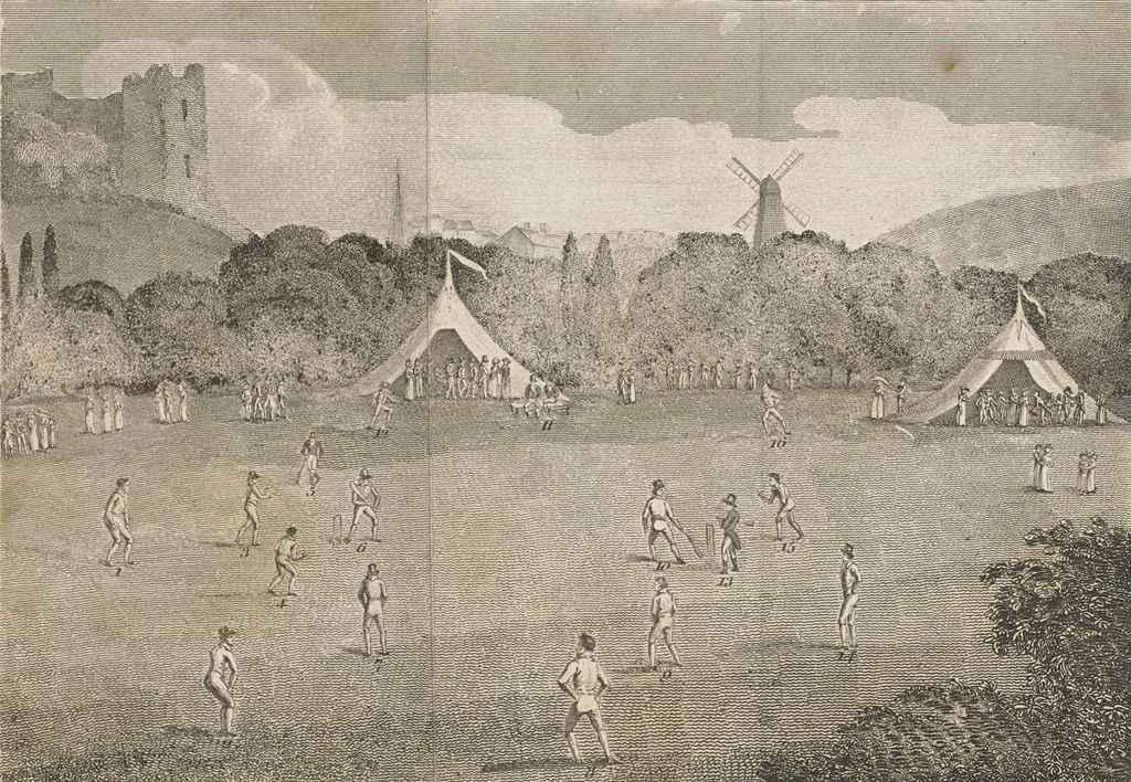 LAMBERT, William. The Crickete